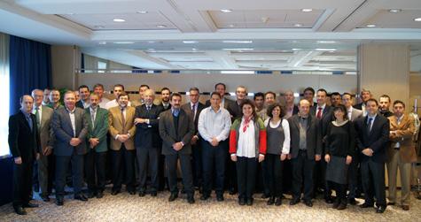 Representantes de las empresas asociadas en España