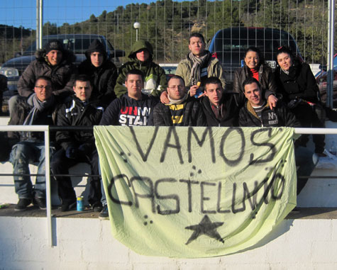 Aficionados del Castellnovo C.F.