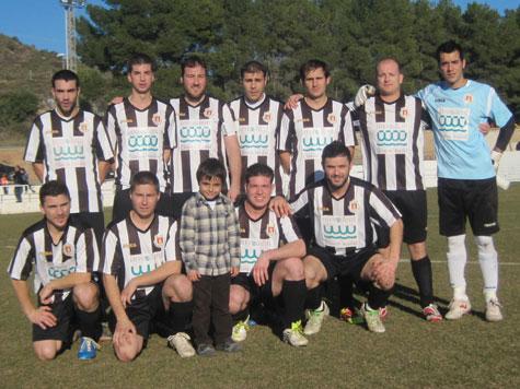 Alineación del Castellnovo C.F.