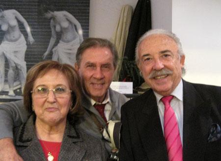 Gloria de Frutos - Joan Machirant - Francisco Ponce