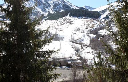 Pistas para esquiar en CERLER (Huesca)