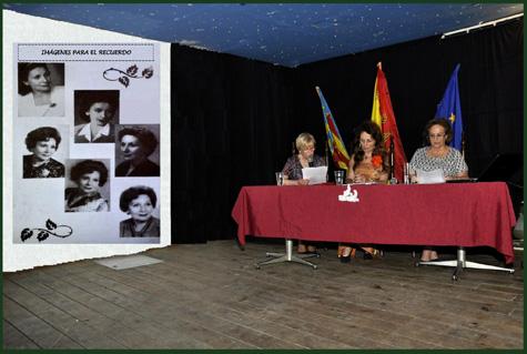 Ana Fernández - Ana Arías - Gloria de Frutos