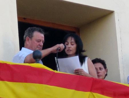 (Ana Salvador -Pregonera)