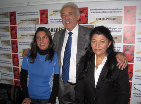 Patricia Cuenca - Francisco Ponce - Ana Giner