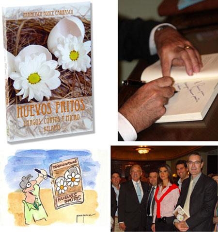 """Un año del libro """"Huevos Fritos"""""""