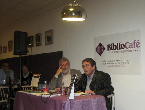 Antonio Mayor y Blas Muñoz