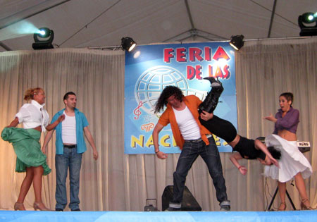 Baile tipo Broadway
