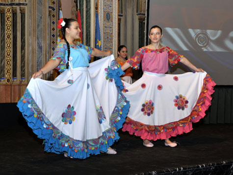 Ballet Asociación Adolfo Gil Chaparro