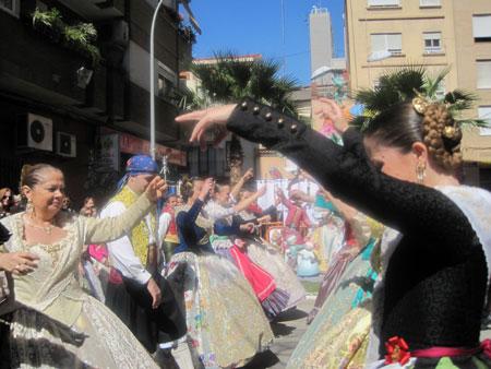 (Bailes Regionales Valencianos)