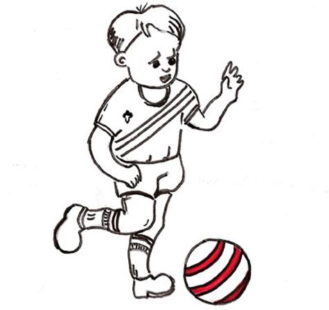 Jugando al balón