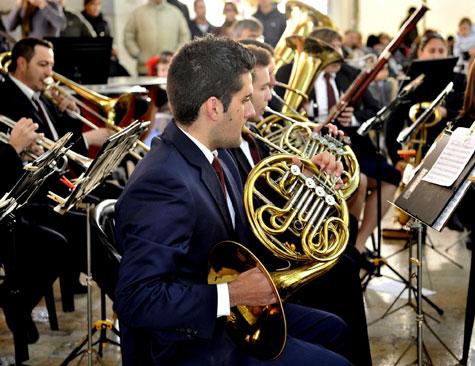 """Sociedad Instructiva Musical de """"El Palmar"""" (Valencia)"""