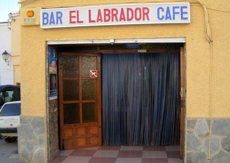 """Bar-Café """"El Labrador"""" - Lietor (Albacete)"""