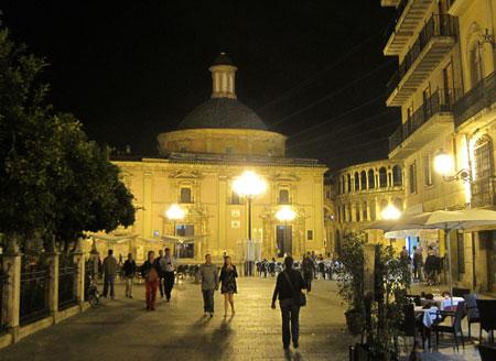 Basílica Virgen de los Desamparados - Valencia