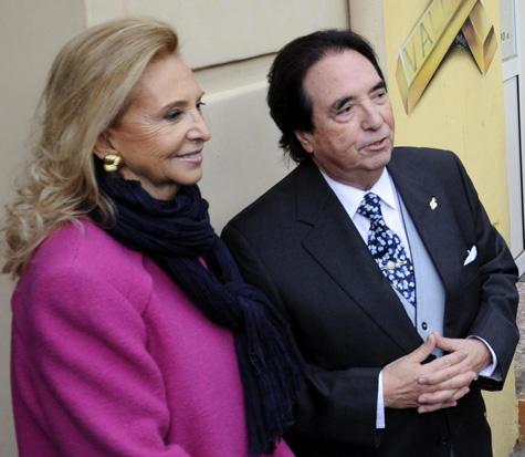 María Irene Beneyto y Enrique García Asensio
