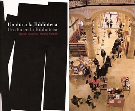 Un día en la biblioteca - Valencia