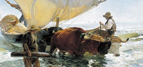 Pintura de Joaqín Sorolla