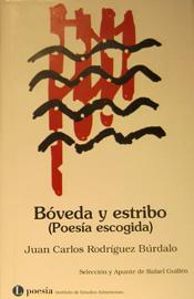 """Poemario """"Bóveda y estribo"""""""