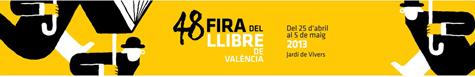 48 feria del libro de Valencia