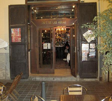El Café de las Horas en Valencia