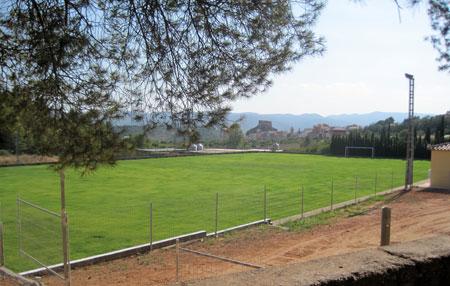 "Campo de Fútbol ""La Mina"""