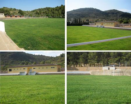 Campo del Castellnovo C.F.
