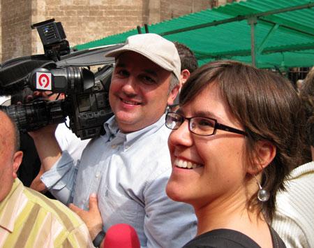 """""""Televisión canal """"9"""" – (Autonómica)"""""""