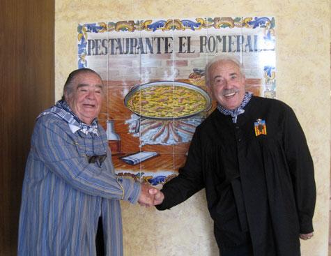 Carlos Rodriguez y Francisco Ponce