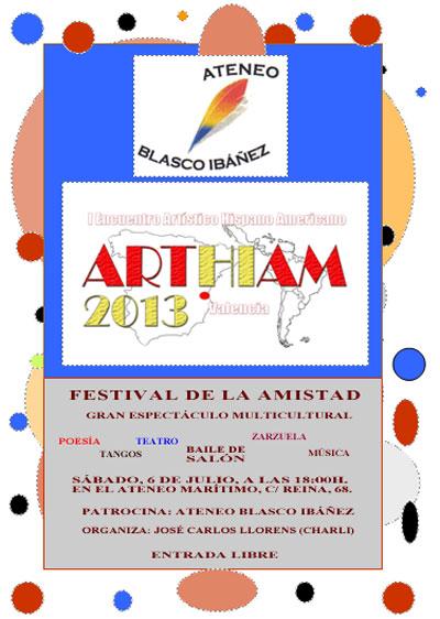Arthiam - 2013