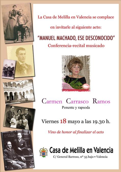 Manuel Machado, ese desconocido