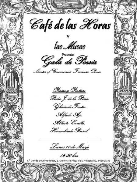 Gala de Poesía