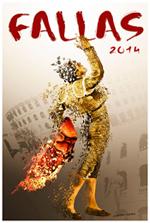 Cartel Taurino de Fallas 2014