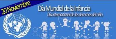 Dia Mundial de la Infancia