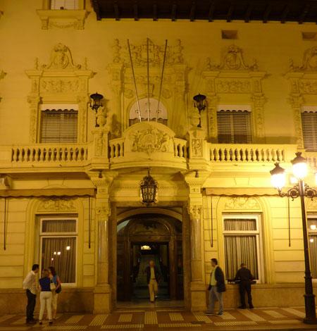 (Casino Antiguo de Castellón)