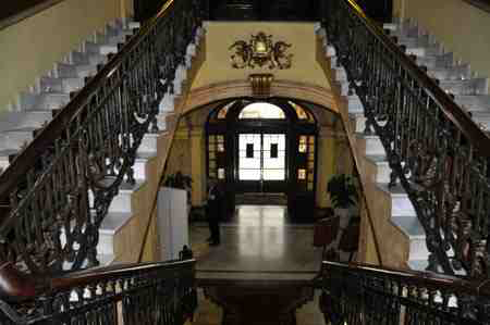(Interior entrada Casino)