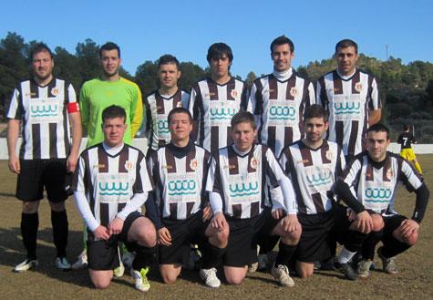Castellnovo C.F. (Alineación inicial)