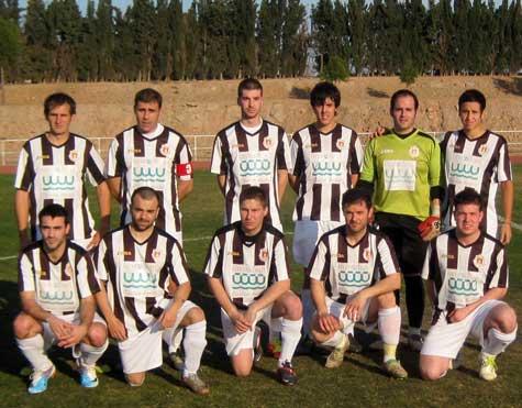 Alineación Castellnovo C.F.