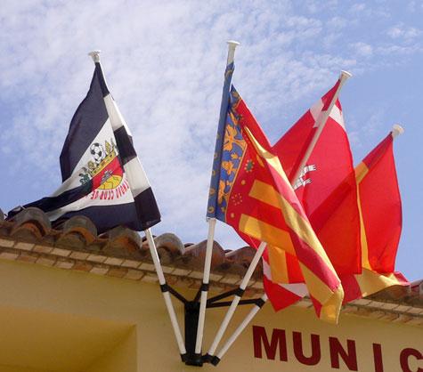 """Campo de """"La Mina"""" - Castellnovo C.F."""