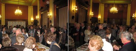 Vino de Honor (Navidad 2012, Ateneo)