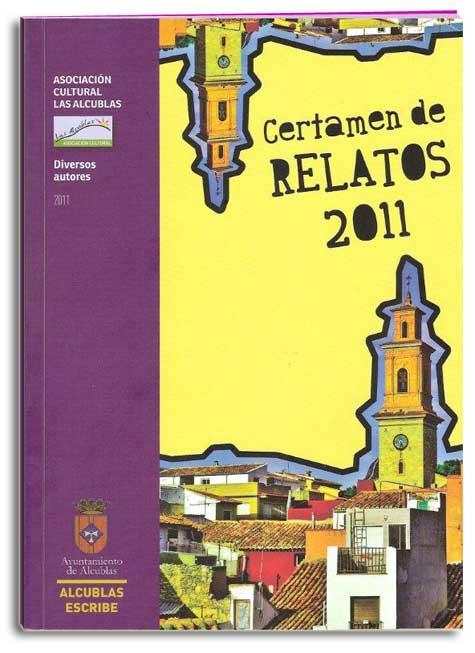 Certamen de relatos (ACLA) 2011