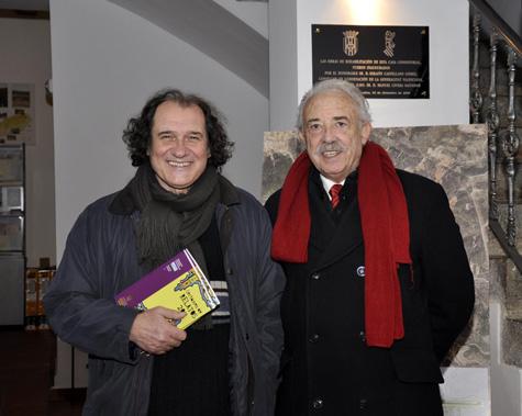 Alfons Cervera y Francisco Ponce