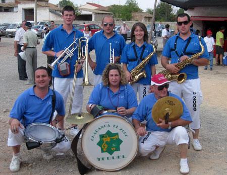 """(Charanga el 2000"""" de Teruel)"""