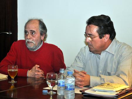 (José Luis Parra - Blas Muñoz)