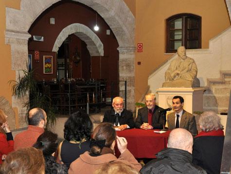 Salón del circulo de Bellas Artes de Valencia