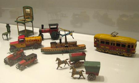 Colección juguetes antiguos
