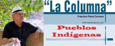 """La Columna"" de Francisco Ponce"