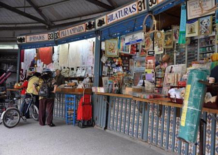 Comercios Plaza Redonda Valencia