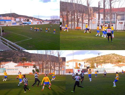 Conjunto de jugadas (Viver-Castellnovo) 2013