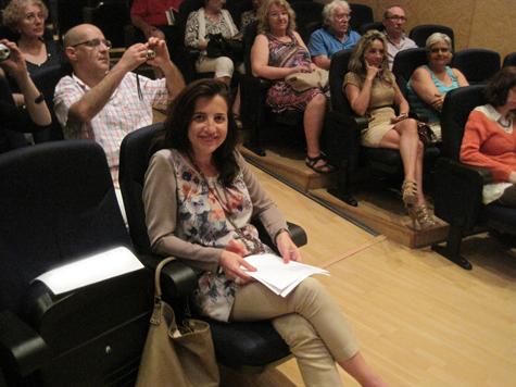 Marta Alonso (Directora General de Cultura)