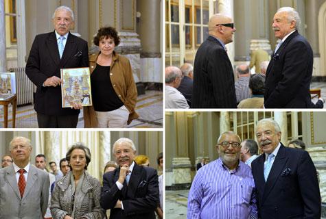 (Mª Fernanda D'ocón, M. Brass,Juan J. Moya,Cristina R. Franco,J.Tormo y F. Ponce)