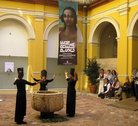 """""""Deméter's project"""" (Sonia Gil, Cruz Llopis y Mónica Quesada)"""